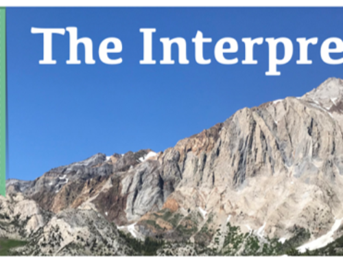 Read our Fall issue of The Interpreter, ESIA's quarterly newsletter